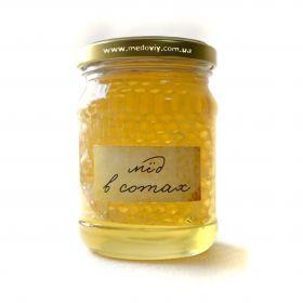Мёд в сотах, Забрус