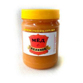 Мёд с калиной